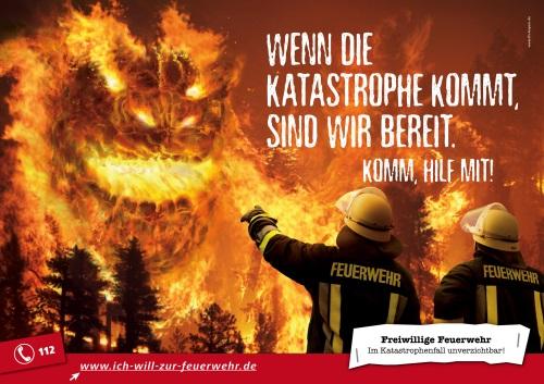 LFV Waldbrand