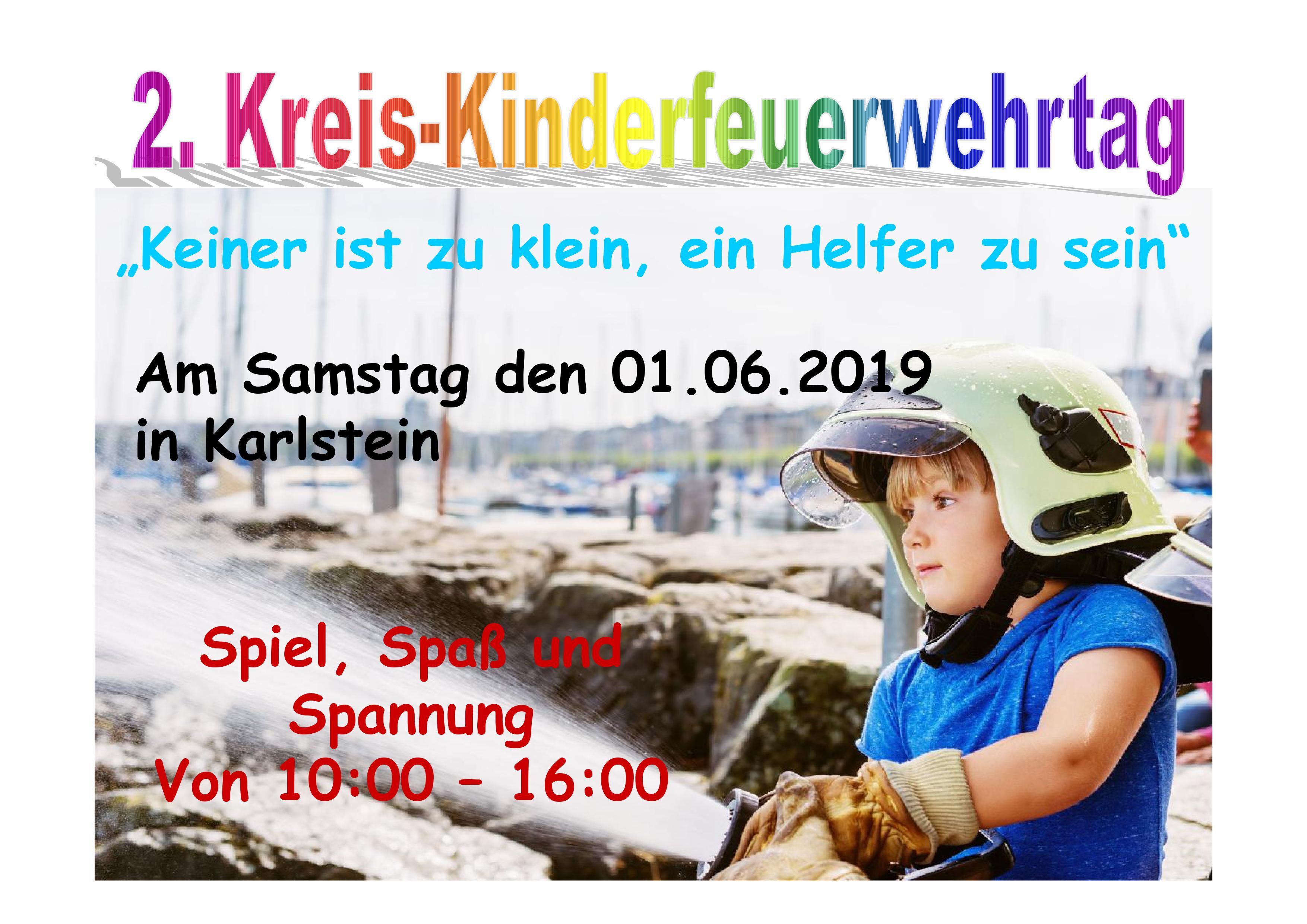 Kreiskinderfeuerwehrtag